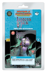 Lantern Jack Hero Mini-Expansion