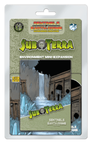 Sub Terra Environment Mini-Expansion