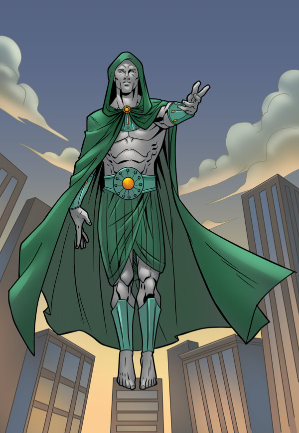 Dr. Metropolis