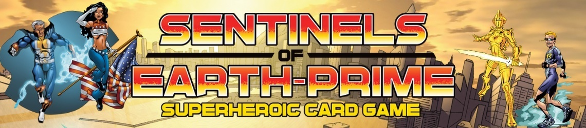 Sentinels of Earth-Prime Superheroic Card Game