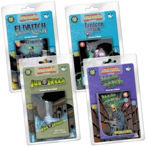Pre-order all four Sentinels of Earth-Prime add-on decks!